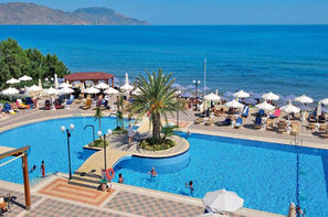 Crète-Heraklion, Hôtel Hydramis Palace 4*