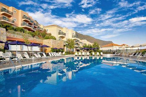 Crète-Heraklion, Club Jumbo Village Resort & Waterpark 4*