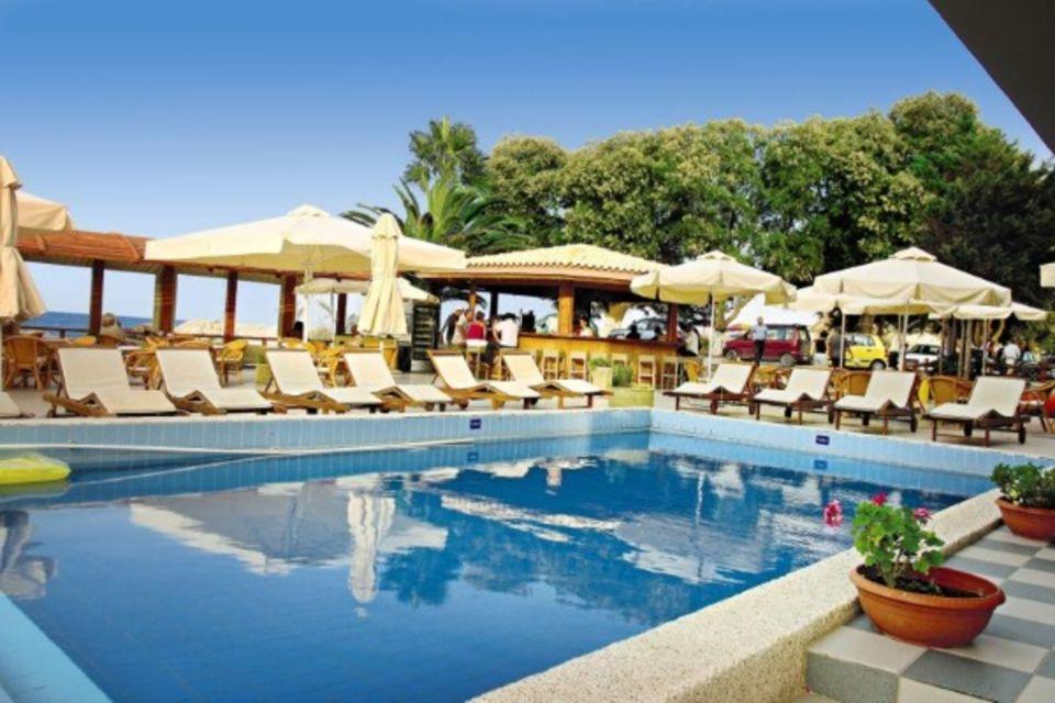 Hôtel Kalyves Beach La Canée Crète