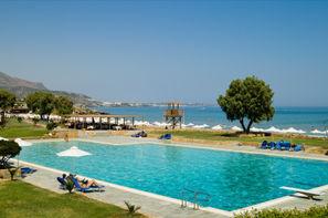 Crète-Heraklion, Hôtel Kernos Beach 4*