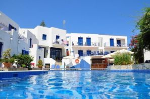 Crète-Heraklion, Hôtel Kirki Village 3*