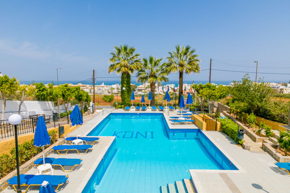 Hôtel Koni Village Heraklion Crète