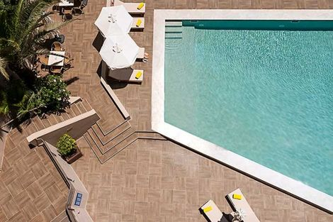 Crète-Heraklion, Hôtel Kriti 3*