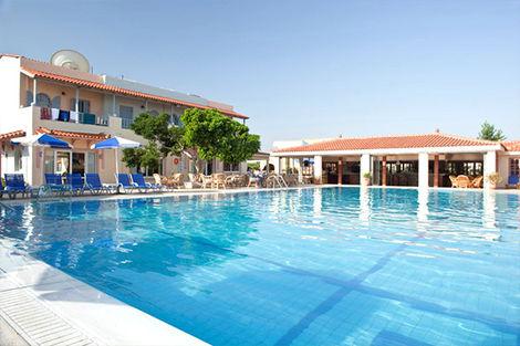 Crète-Heraklion, Hôtel Lavris & Spa 4*