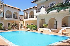 Crète-Heraklion, Hôtel Little Inn 3*