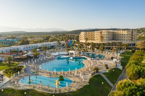Crète-Heraklion, Hôtel Louis Creta Princess Aquapark & Spa 4*