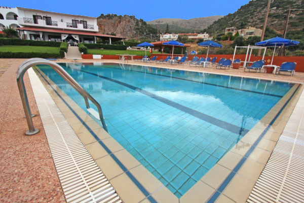 Piscine - Matheo Hotel Matheo3* Heraklion Crète