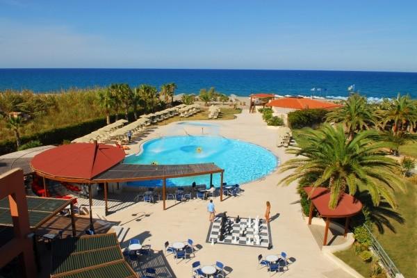 Piscine - Minos Mare Hotel Minos Mare4* Rethymnon Grece