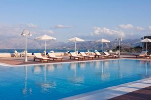 Crète-Heraklion, Hôtel Miramare Resort & Spa 4*