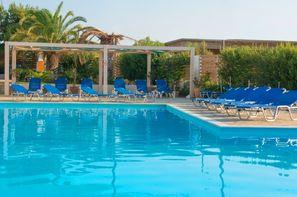 Crète-Heraklion, Hôtel Oasis Beach 3*