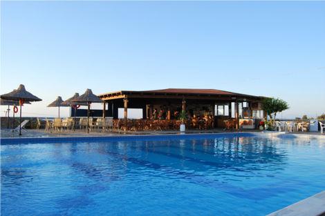 Crète-Heraklion, Hôtel Ocean Heights View 4*