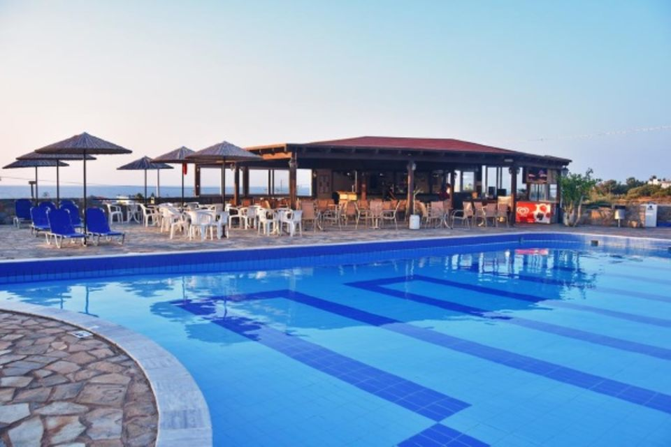 Hôtel Ocean Heights View Hersonissos Crète