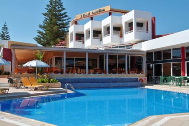 Crète : Hôtel Palladion