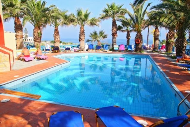 Crète : Hôtel Palm Bay