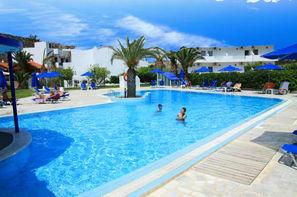 Crète-Heraklion, Hôtel Princess Europa 3*