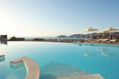 Crète-Heraklion, Hôtel Sea Side Resort & Spa 5*