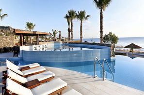 Crète-Heraklion, Hôtel Sentido Blue Sea Beach 5*
