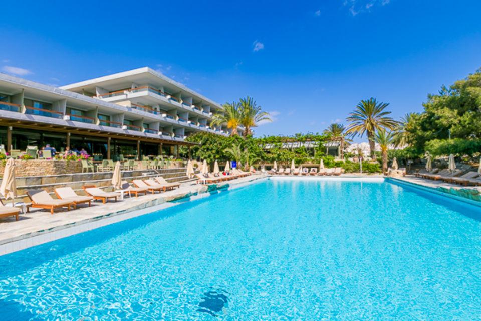 Hôtel Sitia Beach Sitia Crète