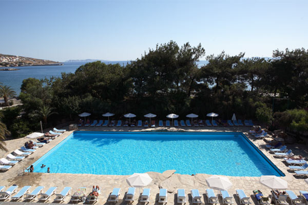 Piscine - Sitia Beach Hôtel Sitia Beach4* Heraklion Crète