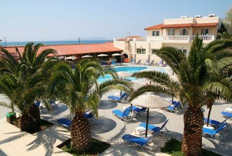 vue générale - Stella Village Hôtel Stella Village3* sup Heraklion Crète