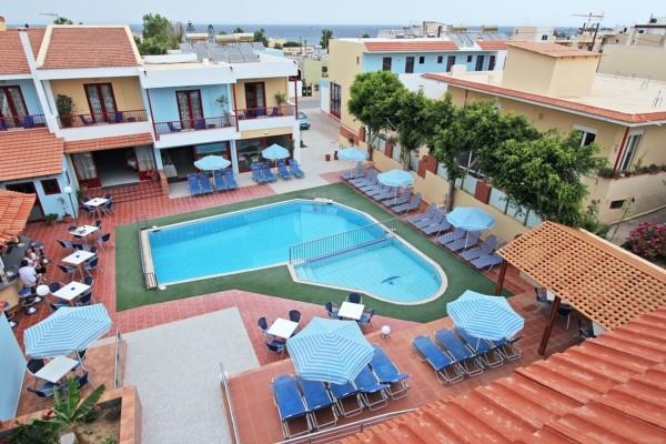 Piscine - Thalassi - Armonia Hotel Thalassi - Armonia3* Heraklion Crète
