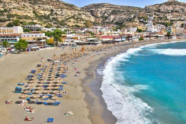 Crète : Hôtel Fragiskos