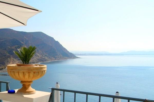 Vue mer - Palazzo Greco Hotel Palazzo Greco4* Heraklion Crète