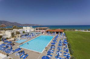 Crète-Heraklion, Hôtel Bravo Club Dolphin Bay 4*