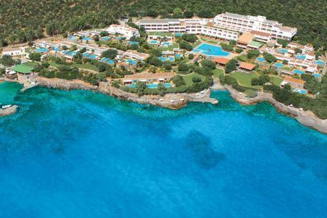 Crète-Heraklion, Hôtel Elounda Mare Luxe