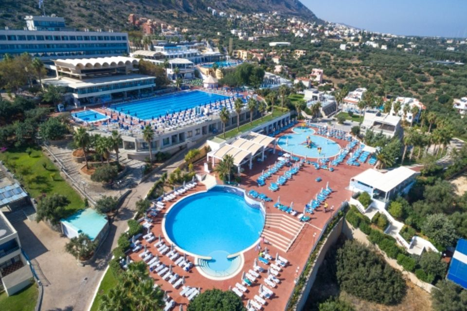 Hôtel Mondi Club Royal Belvedere Heraklion Crète
