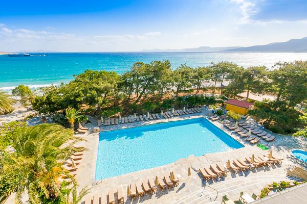 Vue panoramique - Sitia Beach Hôtel Sitia Beach4* Heraklion Crète