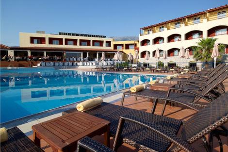 Crète-La Canée, Hôtel Eliros Mare 4*