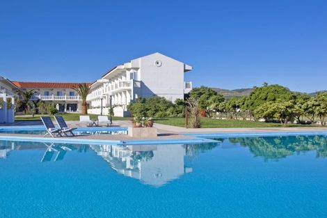 Crète-La Canée, Hôtel Mrs Chryssana Beach 3*