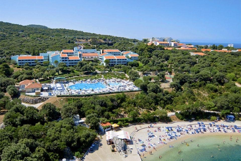 Hôtel Valamar Club Dubrovnik Cote Dalmate Croatie et Côte Dalmate