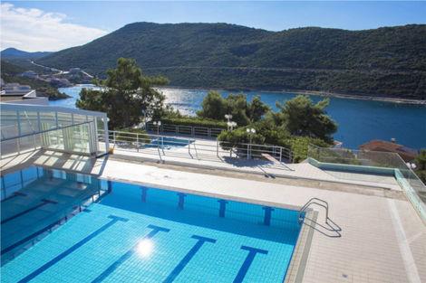 Croatie-Dubrovnik, Club Framissima Grand Hôtel Neum 4*