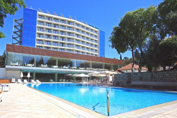Piscine - Grand Hotel Park Hotel Grand Hotel Park4*Sup Dubrovnik Croatie