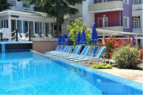 Croatie-Dubrovnik, Hôtel Hunguest Sun Resort 4*