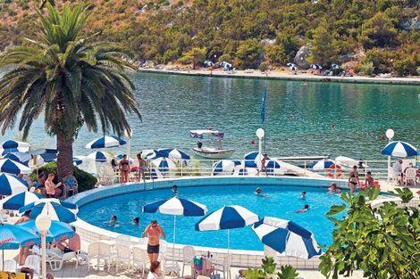 Croatie-Dubrovnik, Club Naya Club Osmine 4*