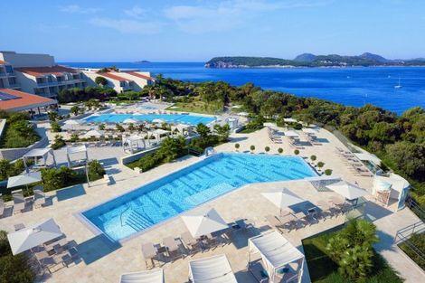 Croatie-Dubrovnik, Hôtel Valamar Argosy 4*
