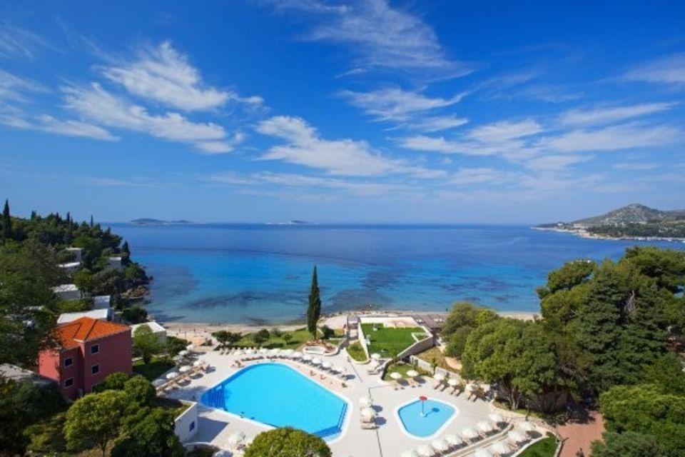Hôtel Mlini Dubrovnik Cote Dalmate Croatie et Côte Dalmate