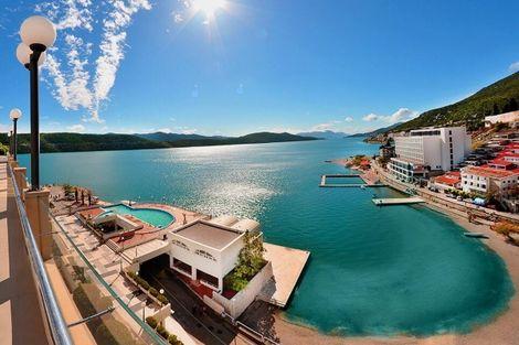 Hôtel Sunce Dubrovnik Cote Dalmate Croatie et Côte Dalmate