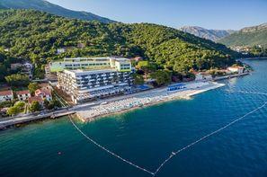 Croatie-Dubrovnik, Hôtel Top Clubs Cocoon Park 4*