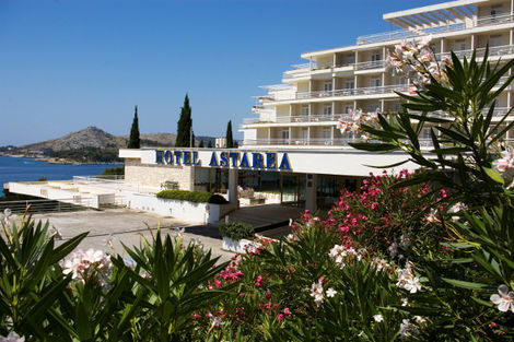 Avis voyageur : Croatie Mlini Hôtel Astarea 3*