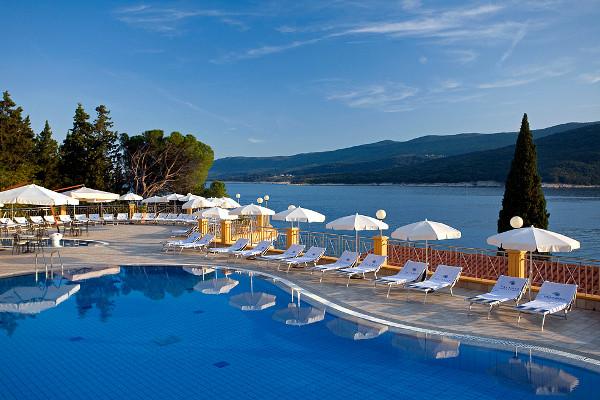 Piscine -  & Casa Valamar Sanfior Hôtel & Casa Valamar Sanfior4* Pula Croatie