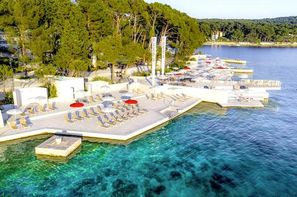 Croatie-Rijeka, Hôtel Bellevue 5*