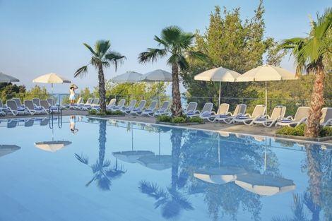 Croatie-Split, Club  Jet Tours Milna Resort 4*