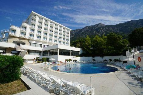 Croatie-Split, Hôtel Bravo Club Adriatica 3*