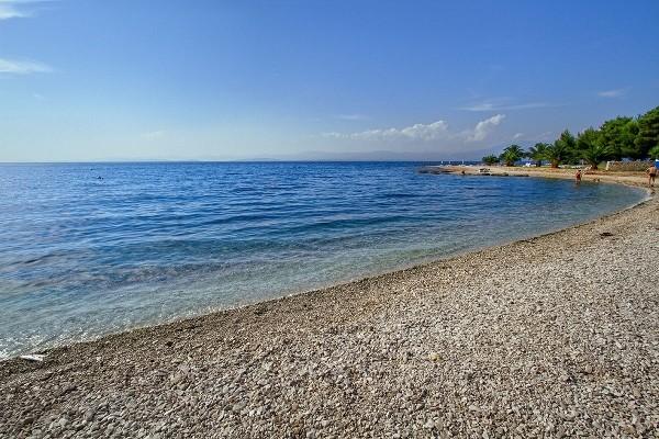 plage - Velaris Resort Hôtel Velaris Resort3* Split Croatie