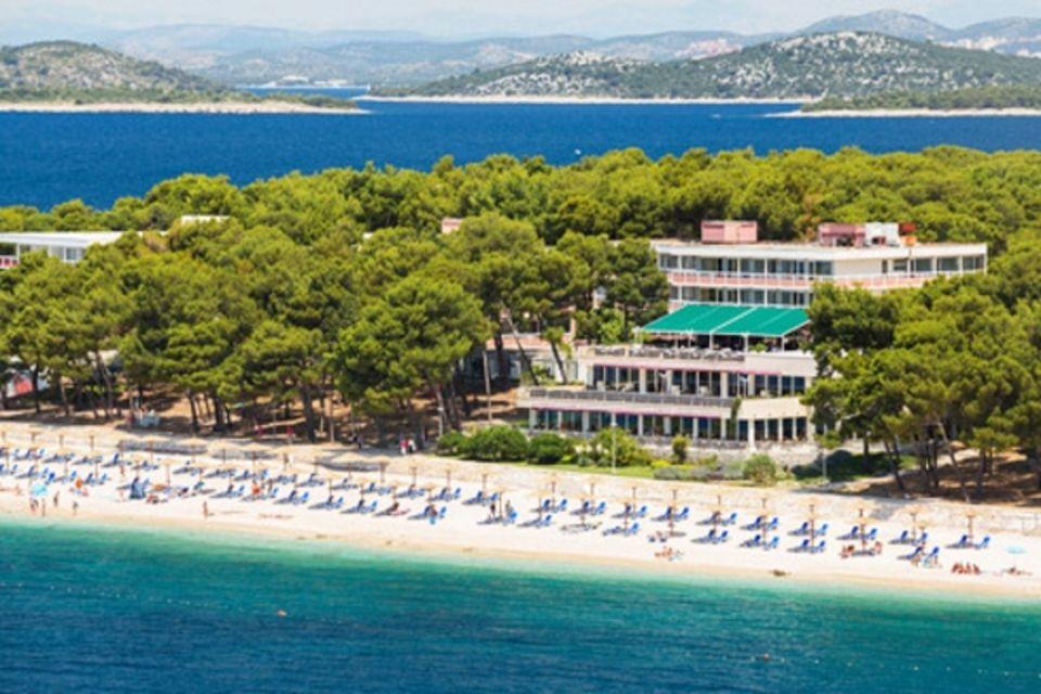 Club Zora Split Croatie et Côte Dalmate