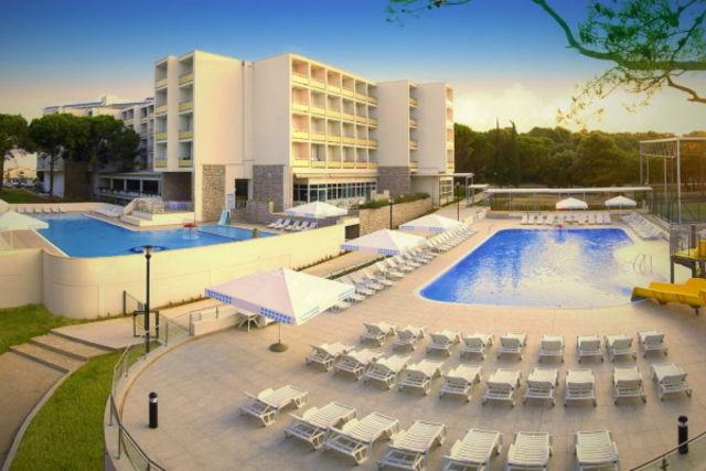 Croatie : Hôtel Adria